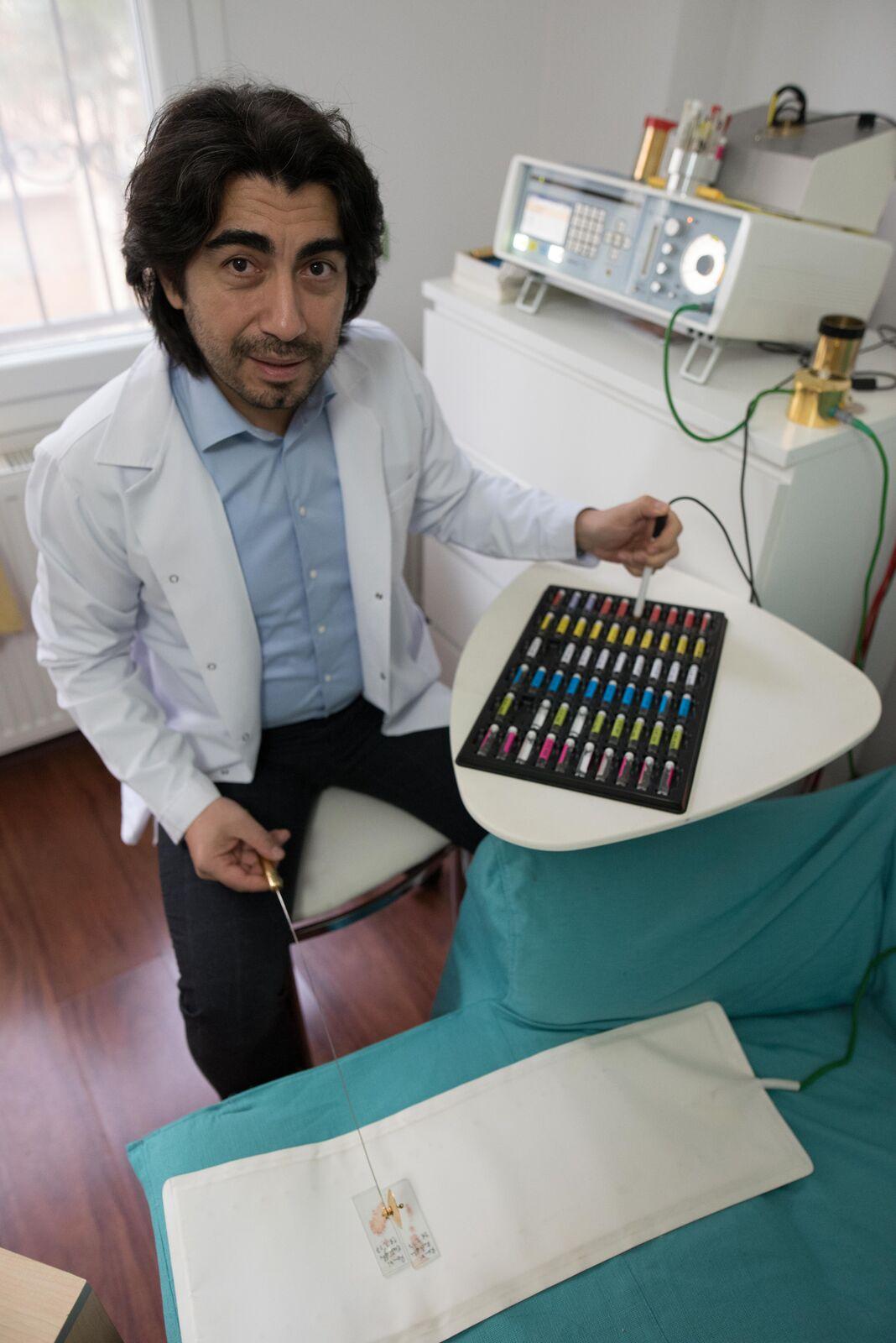 Sinan Akkurt Biorezonans - Alternatif Kanser Tedavisi