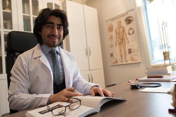Dr. Sinan Akkurt hakkında